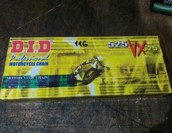 DID 525VX 116