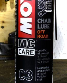 MOTUL C3 ChainLube OFFROAD 0,4L