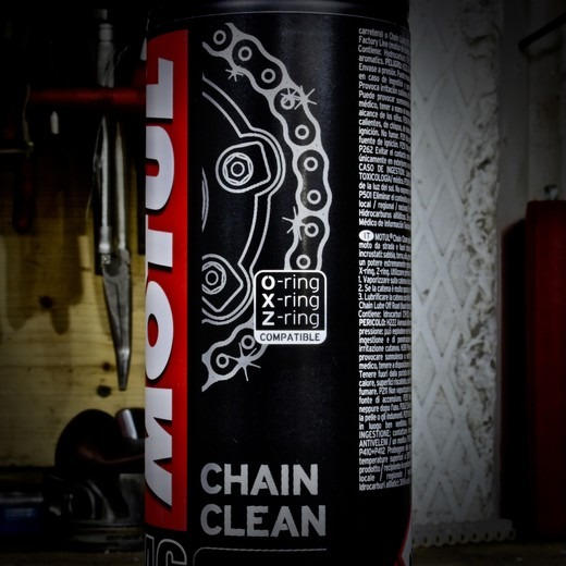 MOTUL C1 ChainClean 0,4L